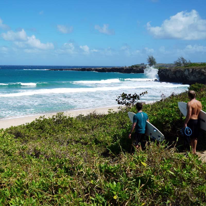 World of Maui | Surfing Spots